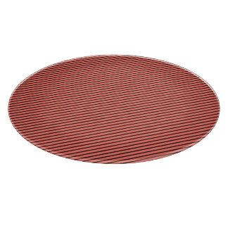Peach Echo and Black Stripe Boards