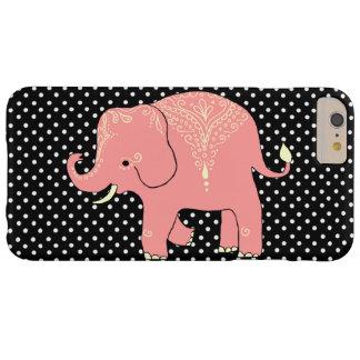 peach elephant phone case