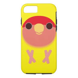 Peach-faced Lovebird (Lutino) iPhone 7 Case