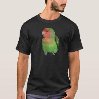 Peach-faced Lovebird T-Shirt