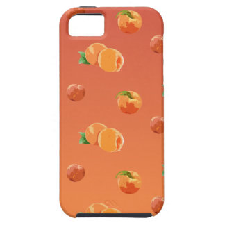 Peach Fruit Pattern Case For The iPhone 5