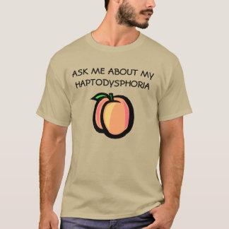 Peach Fuzz-a-phobia T Shirt