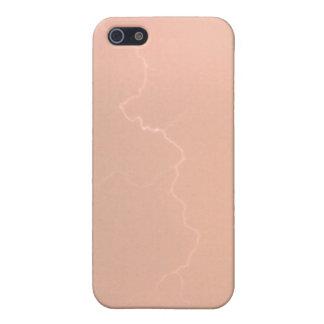 Peach Lightning Iphone4/4s Speck Case iPhone 5 Case