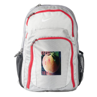 Peach & Love Nike BackPack KnapSack