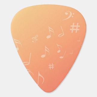 Peach Music Pick