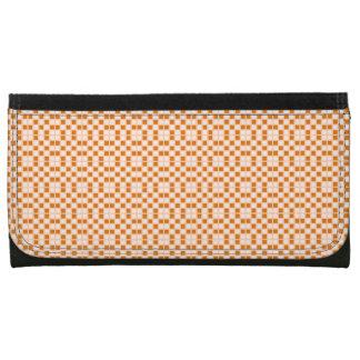 Peach-New-Market-Wallet's-Multi-Styles Wallets For Women