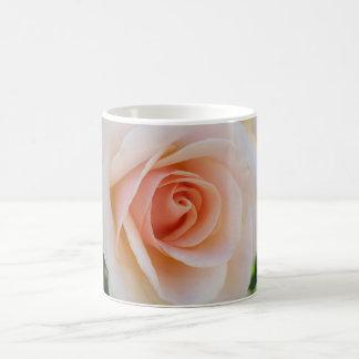 Peach Rose Mug