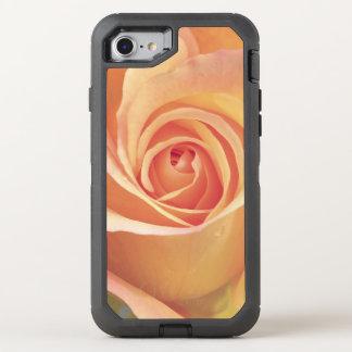 Peach Rose phone case