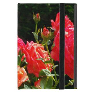 Peach Roses iPad Mini Case