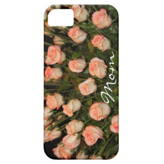 PEACH ROSES IPHONE TOUGH CASEMATE CASE  TEMPLATE