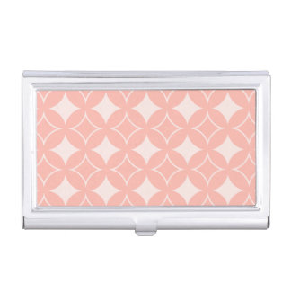 Peach shippo business card case