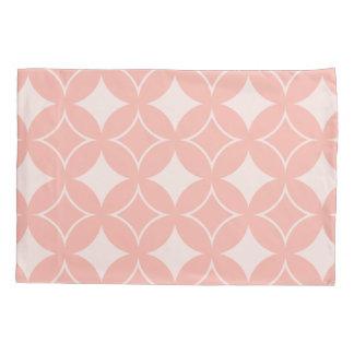 Peach shippo pillowcase