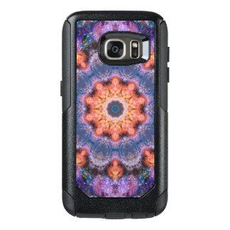 Peach Star Mandala OtterBox Samsung Galaxy S7 Case