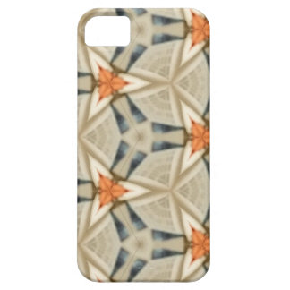 Peach Star Pattern iPhone 5 Covers