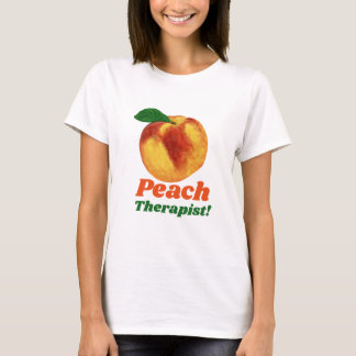 Peach Therapist T-Shirt