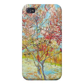 Peach Tree in Bloom at Arles, Van Gogh iPhone 4/4S Cover