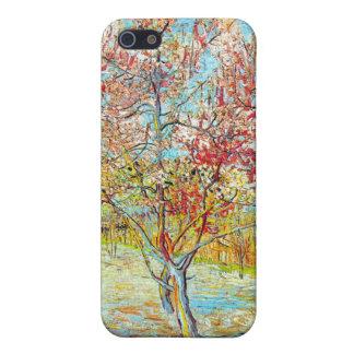 Peach Tree in Bloom at Arles, Van Gogh iPhone 5/5S Case