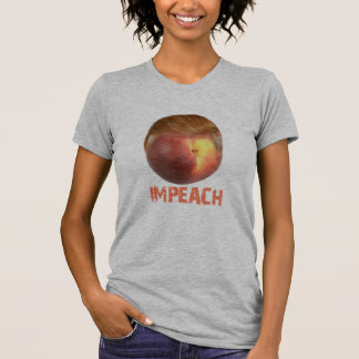 PEACH TRUMP - IMPEACH TRUMP T-Shirt