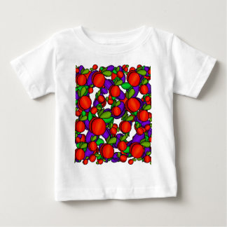 Peaches and plums baby T-Shirt