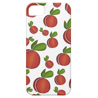 Peaches pattern case for the iPhone 5