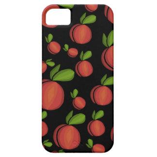 Peaches pattern iPhone 5 case