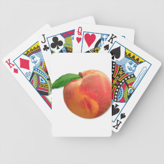 peaches poker deck
