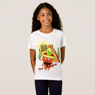 Peachy in Mexico T-Shirt