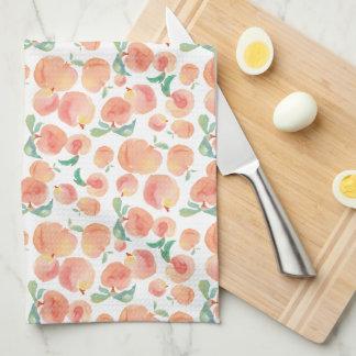 Peachy Kitchen Towel
