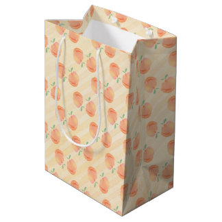 Peachy Medium Gift Bag