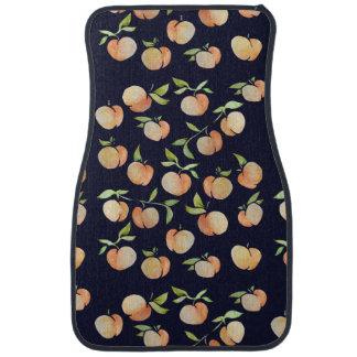 Peachy Peaches Floor Mat