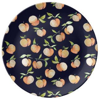 Peachy Peaches Plate