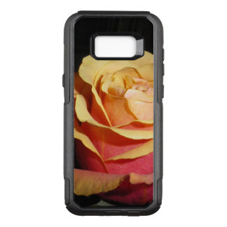 Peachy Red Rose OtterBox Commuter Samsung Galaxy S8+ Case