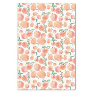 Peachy Tissue Paper