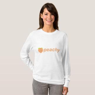 Peachy Women's Long-Sleeve Shirt