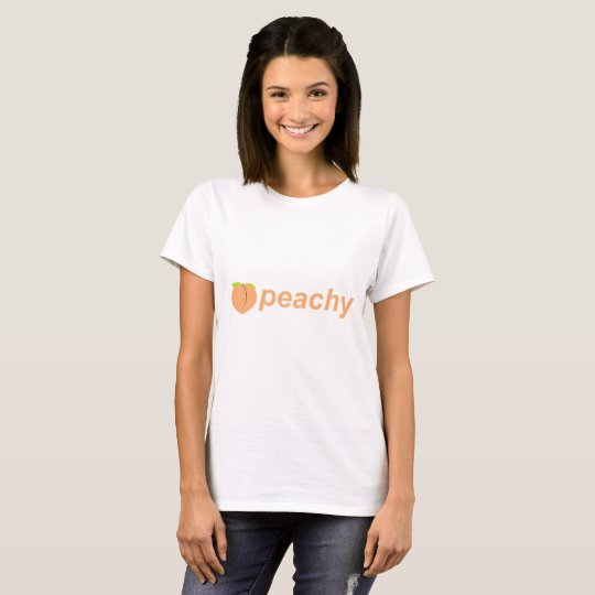 Peachy Women's T-shirt