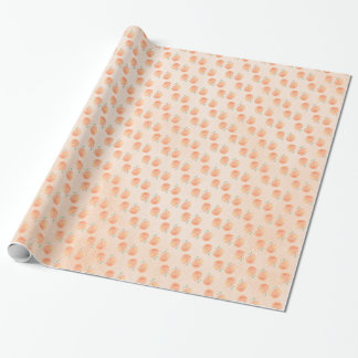 Peachy Wrapping Paper