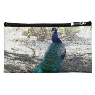 Peacock accesory bag