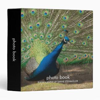 Peacock Binders