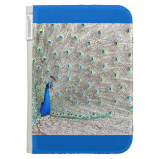 Peacock Bird Wildlife Animal Feathers Cases For The Kindle