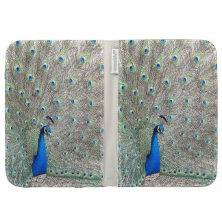Peacock Bird Wildlife Animals Feathers Kindle Cover
