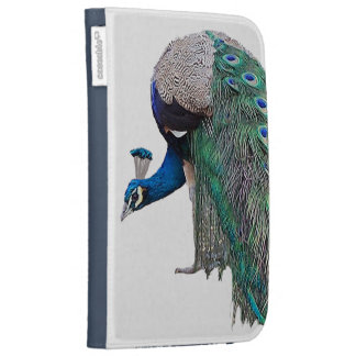 Peacock Bird Wildlife Animals Feathers Kindle Covers