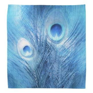 Peacock Blue Bandana
