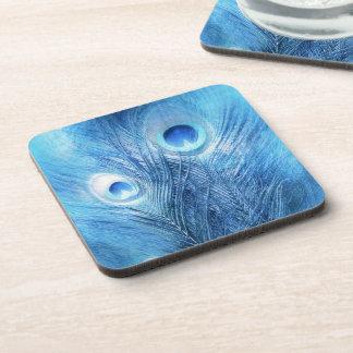 Peacock Blue Coaster