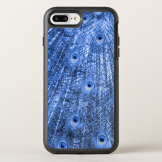 Peacock Blue Iphone Cell OtterBox Symmetry iPhone 7 Plus Case