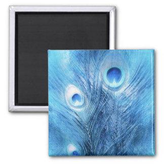 Peacock Blue Magnet