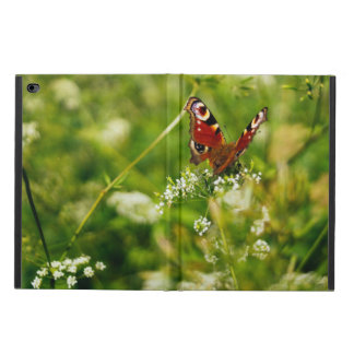 Peacock Butterfly In Green Summer Meadow Powis iPad Air 2 Case