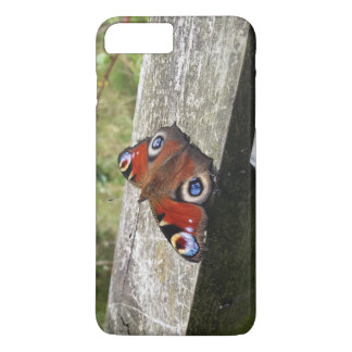 Peacock Butterfly iPhone 7 Plus Case