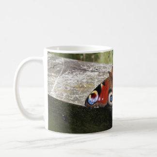 Peacock Butterfly Mug