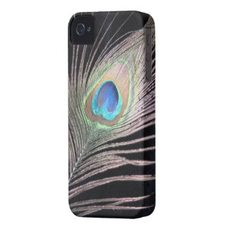 Peacock Case iPhone 4 Barely There Universal iPhone 4 Case-Mate Case