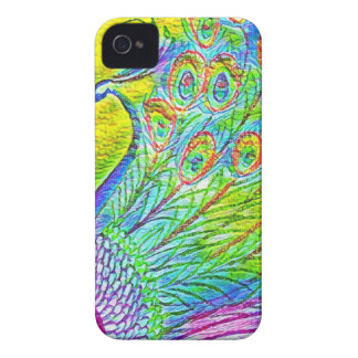 Peacock Case-Mate iPhone 4 Cases